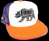 California Bear Flip Cap