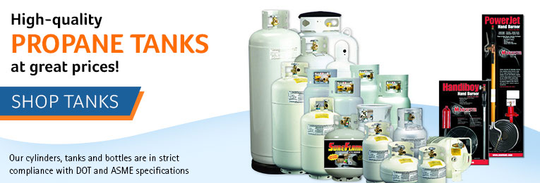 Propane Tanks For Sale & LP Gas Cylinders - Manchester Propane Tanks