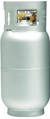 43.5 lbs (10 Gallon) Manchester Aluminum Propane Forklift Cylinder