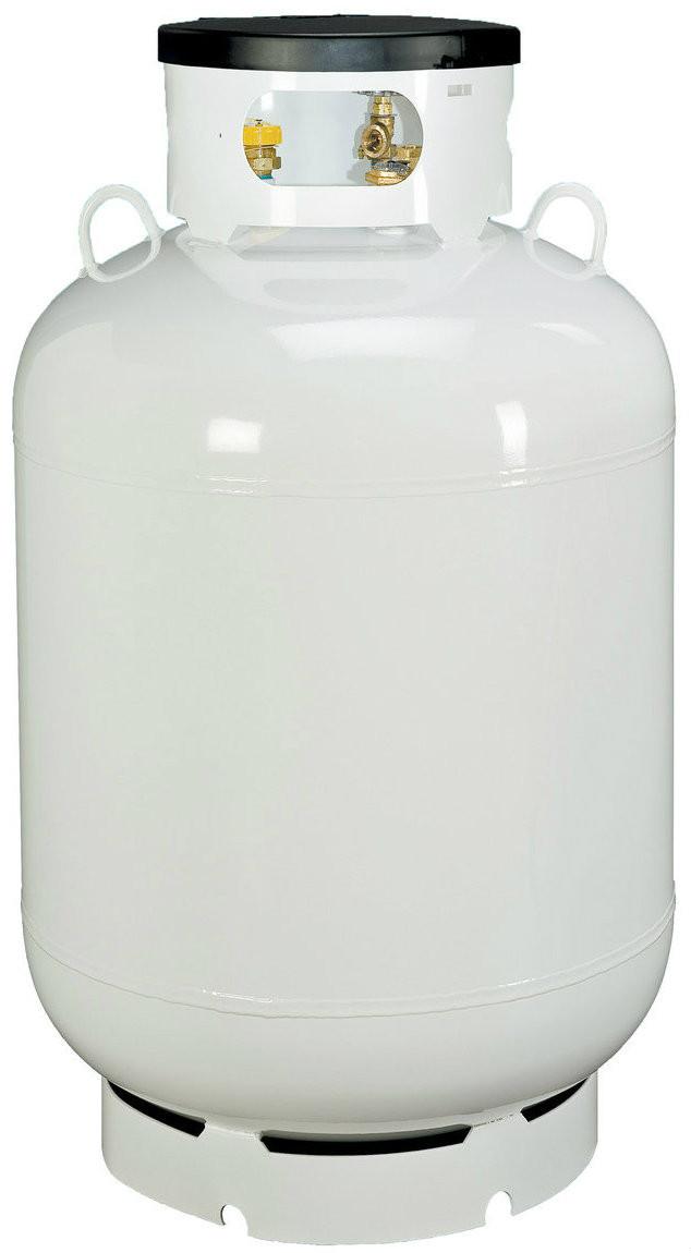 420 lbs (120 Gallon) ASME Propane Tank - Propane Tank Store