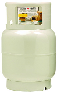20 lbs (5 Gallon) Manchester Propane Forklift Tank with Fill Valve