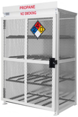 12-Hold Steel 33.5# Forklift Cage (usually arrives within 2 weeks)