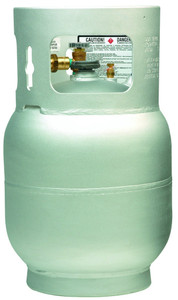 20 lbs (5 Gallon) Manchester Propane Buffer & Burnisher Tank with Quick Coupler