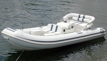 2019 Aquascan F14 jet boat with Yamaha 110 hp inboard 4 stroke jet on