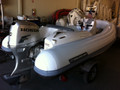 Walker Bay Generation 360 with Honda 40 hp