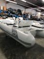 2021 Walker Bay Supertender 365 (12') w/ WB premium deluxe seat and console w/Honda 30 hp
