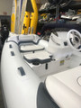 2019 Walker Bay 11' LTE Generation Light deluxe hypalon RIB with Evinrude ETEC 30 hp