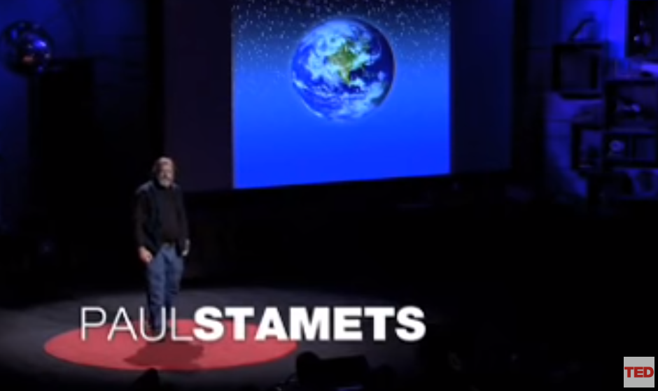 Paul Stamets - Six ways mushrooms can save the world. TED