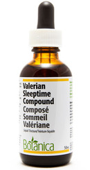 Valerian Sleeptime Compound Liquid Tincture 100ml