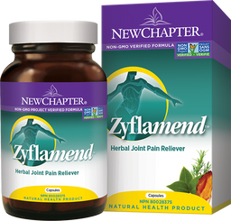 New Chapter Zyflamend Pain Reliever 60 softgels