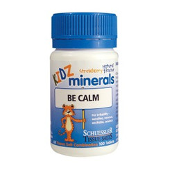 Schuessler Tissue Salts Kidz Minerals - Be Calm