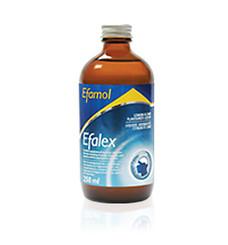 Efalex 250ml Lemon/Lime Flavor Liquid
