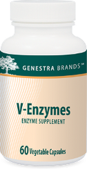 V-Enzymes Vegetable Enzymes 60Cap