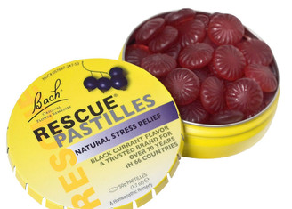 Rescue Remedy Pastilles Black Currant