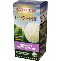 Host Defense Lion's Mane Capsules 30 caps