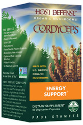 Host Defense Cordyceps Capsules 60 caps