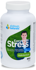 Platinum Easy Multi - Stress for Men