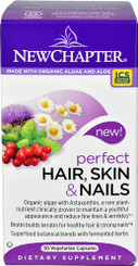 New Chapter Perfect Hair, Skin & Nails 30 capsules