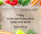 If you're feeling a little tired and sluggish after the Holiday break, it's likely you're in need of a detox! And what better way to welcome the New Year than with vital health and abundant energy?  Finally, a professionally designed detox program that uses food! Use this sensible, healthy eating meal plan to help you restore good health, cleanse those important organs and begin to shed those unwanted pounds!  This gentle yet powerful detox program uses strategies such as intermittent fasting, proper food combining, gentle herbal support and implementation of a delicious cleansing whole food diet. This detox has been carefully designed to offer an effective detox in a short 7 day period. You are helping your body's natural cleansing process by:  •Resting your organs from overbearing digestive obligations •Stimulating the liver to drive toxins from the body •Promoting elimination through the intestines, kidneys and skin •Improving circulation of the blood •Refueling the body with healthy nutrients