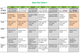 3 Weeks of meal planning to make your routine easy for the whole family.