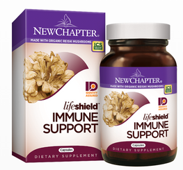 New Chapter Lifeshield Immune Support 48 caps