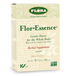 Flor Essence Herbal Cleanse Tea Blend Dry