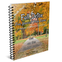 This product includes the physical booklet of the Fall Detox Program as well as the e-course emails. The best way to improve health and feel great is to take control of your health. No dieting, No subscription, just good old seasonal eating and being aware of what is going in your body. It's time to take control of your health with this wonderful 3 week meal plan and nourish you and your family with traditional, nutrient dense foods while gently and consciously removing the toxins out of your life. You'll also get Rick's email support through the program and learn ways to access nutrient dense local food from farmers in your area.