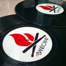 Custom Record Labels (x1) Personalize your own!!