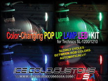 ICE COLD CUSTOMS USA / Color Changing LED Pop-Up Conversion Kit