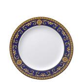 VERSACE MEDUSA BLUE DINNER PLATE