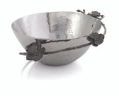 MICHAEL ARAM BLACK ORCHID BOWL MEDIUM