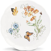 LENOX BUTTERFLY MEADOW DINNER PLATE MONARCH