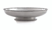 MICHAEL ARAM MOLTEN FOOTED PLATTER LARGE