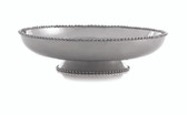 MICHAEL ARAM MOLTEN FOOTED PLATTER MEDIUM