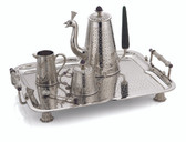 MICHAEL ARAM LIMITED EDITION MUGHAL GARDEN TEA SET