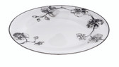 MICHAEL ARAM BLACK ORCHID DINNER PLATE