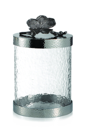 MICHAEL ARAM BLACK ORCHID CANISTER EXTRA SMALL