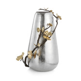 Butterfly Gingko Centerpiece Vase
