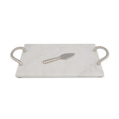 Twist Cheese Board w/Spreader
