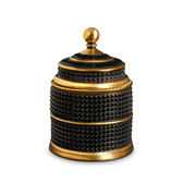 L'OBJET BIBLIOTHEQUE CANDLE GOLD