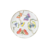Butterfly Ginkgo Tidbit Plate (Set of 4)