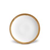 L'objet Gold Dessert Plate