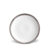 L'objet Platinum Corde Dessert Plate