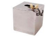 Butterfly Ginkgo Tissue Box Holder