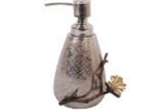 Butterfly Ginkgo Soap Dispenser