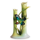 FRANZ BAMBOO SONG BIRD BUD VASE
