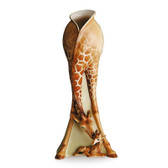 FRANZ ENDLESS BEAUTY GIRAFFE LARGE VASE