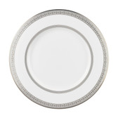 PROUNA PLATINUM LEAVES CHARGER PLATE