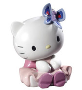 NAO DRESSED FOR THE PARTY HELLO KITTY FIGURINE