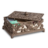 GG ACANTHUS LEAF TEA BOX